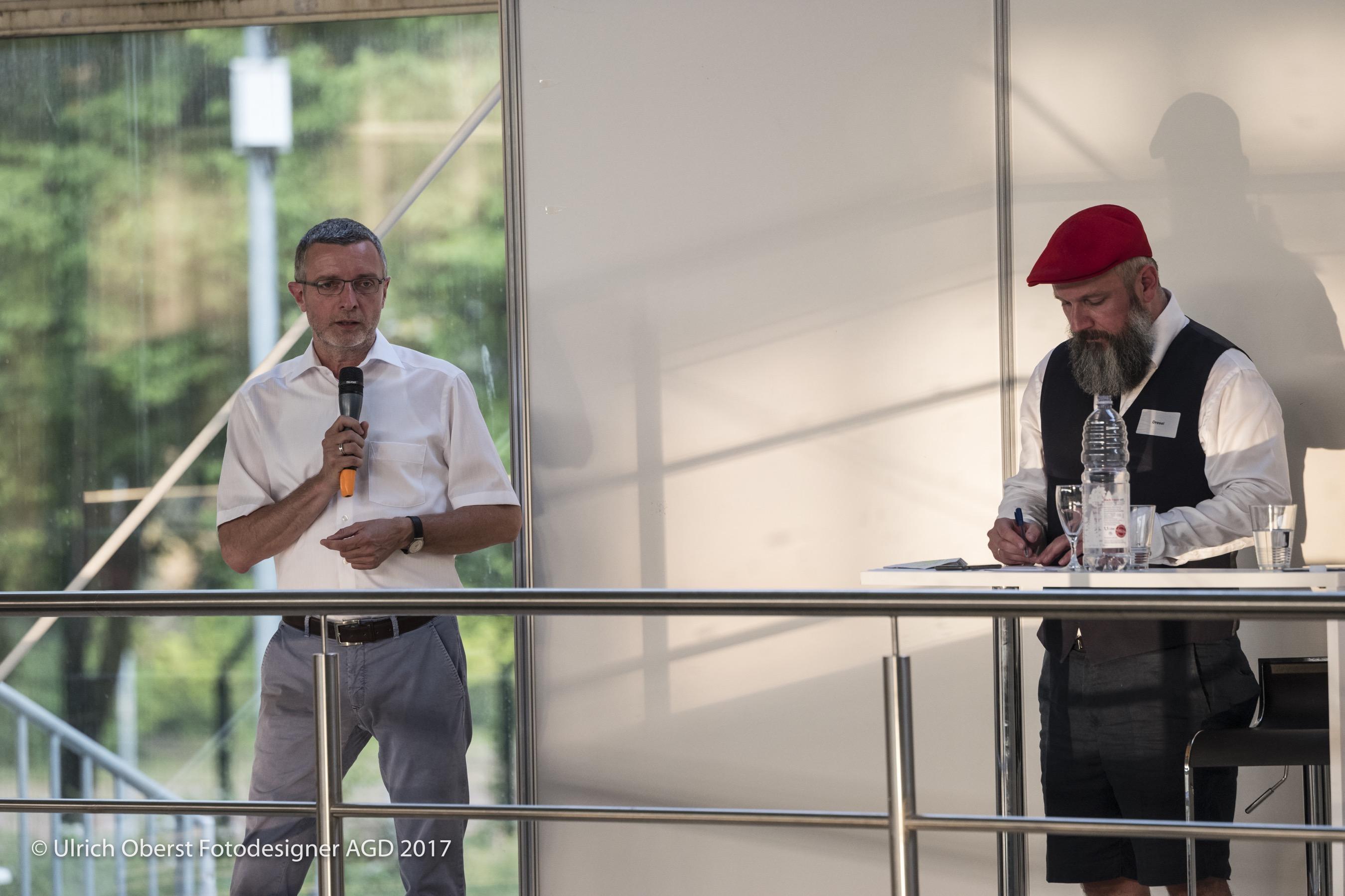 Sascha Lobo in Ludwigshafen - Kreative Pfalz & WEG