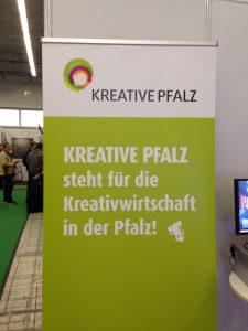 Roll-up der Kreativen Pfalz